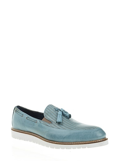 %100 Deri Casual Ayakkabı-Faruk Sağın